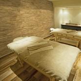 Décoration spa - Panneau Mural Bois Brut