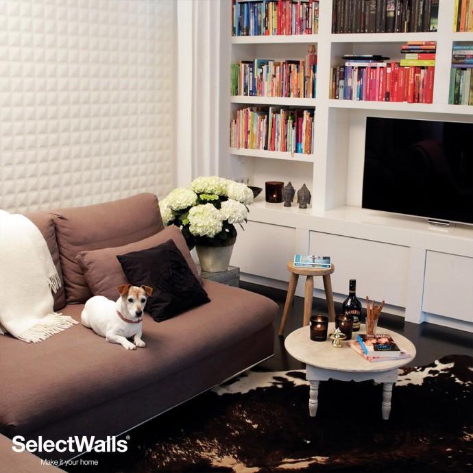 Panneaux Muraux 3D Senna - 2,5 m² SelectWalls