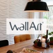 WALLART - Panneau Mural 3d canne à sucre