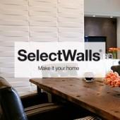 SELECTWALLS - Panneaux Muraux 3d en bois mdf