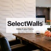 SELECTWALLS - Panneaux Muraux 3d Bois, Deco Murale 3D