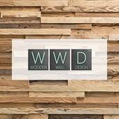 WOOD & WALL - Panneau Mural Bois en bois massif