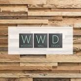 WOODEN WALL – Panneau Bois Décoratif Mur Decoratif Intérieur Bois