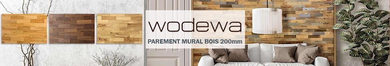 Revêtement Mural Bois WoodWall - Parement bois intérieur