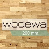 WODEWA – Plaquette de Parement Bois 200mm