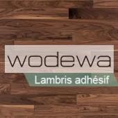 WOODWALL – Revêtement Mural Bois Lambris Bois Décoratif 400mm