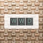 WOODEN WALL – Revetement Mural Bois Massif pour Mur Intérieur