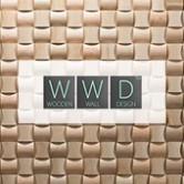 WOODEN WALL – Panneau Mural Bois Habillage Mural Bois Massif