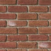 PLAQUETTE DE PAREMENT - Parement mural brique et pierre