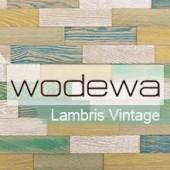 WODEWA – Lambris Bois Mural Vintage