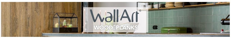 WallArt | Lambris pvc Mural Imitation Bois - Mur effet Bois