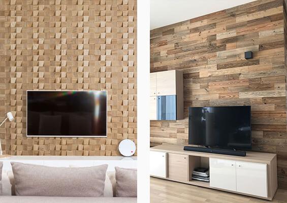 deco mur tv