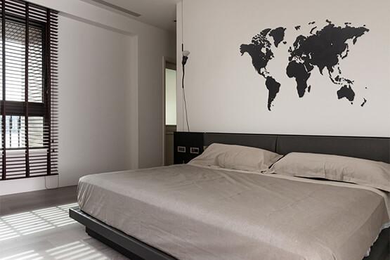 deco murale tête de lit