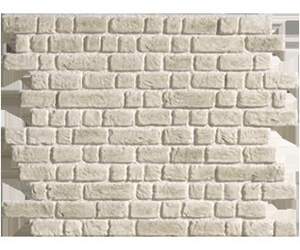 Plaque imitation brique