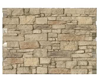 parement mural pierre
