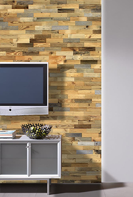 WoodWall Pin Vielli