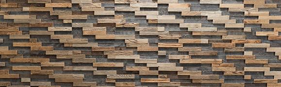 panneau bois mural bois massif