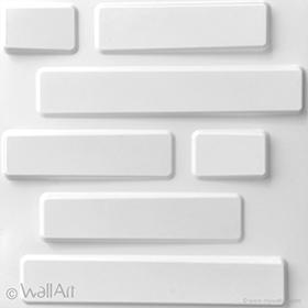 Panneau Mural 3D Brique WallArt