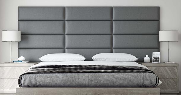 panneau decoratif tete de lit vant