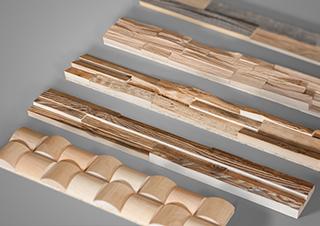 plaque bois wooden