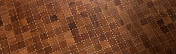 plaquette parement bois mosaique
