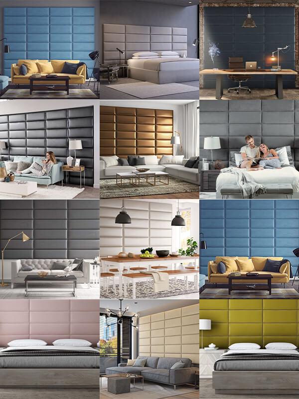 Tête de lit Design Vant Panels