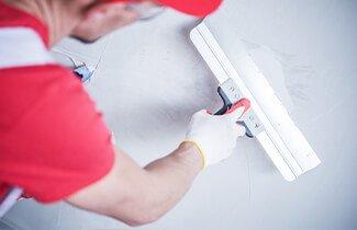 Réparer mur abîmé